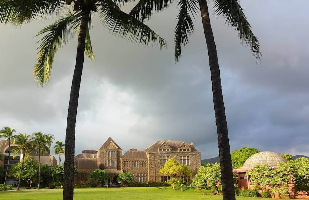 Bishop Museum, Oahu Must Dos<br>📷 @miri.sakura
