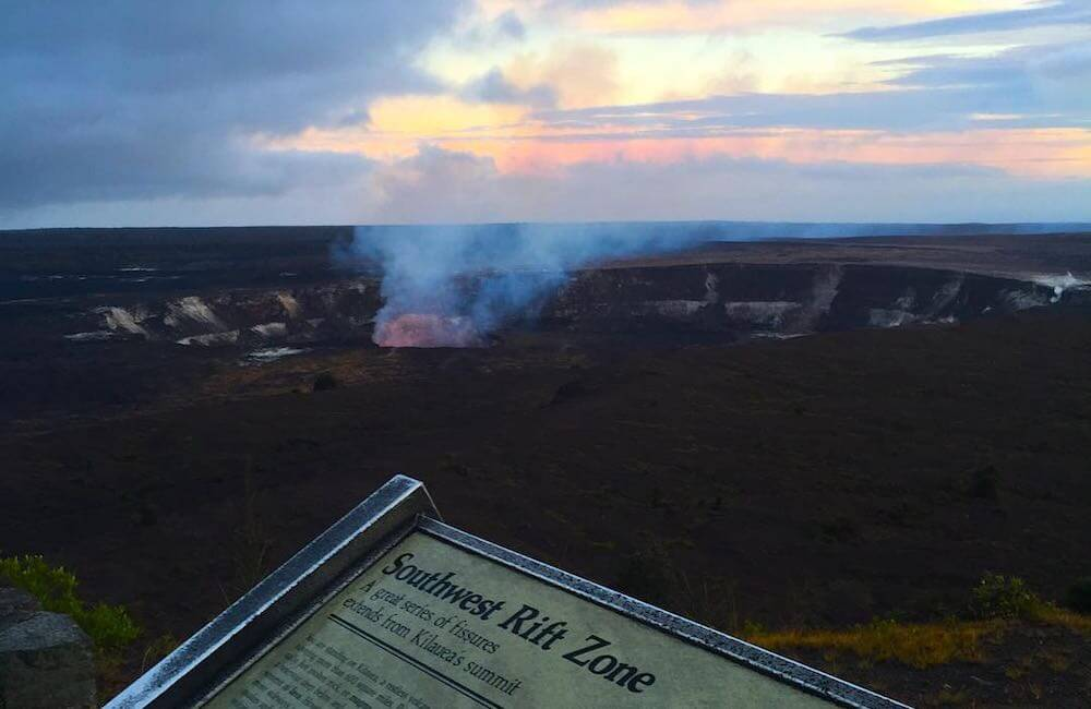 Hawaii Volcanoes National Park, Hawaii, the Big Island