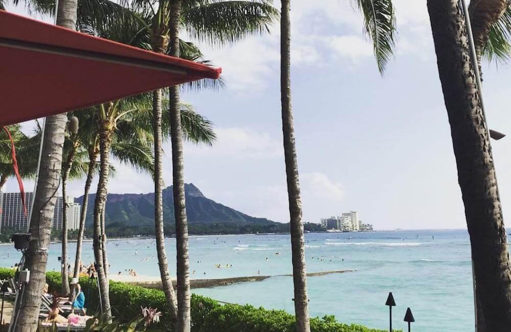 Waikiki Beach, Oahu<br>📷 @hawaiiadmirer