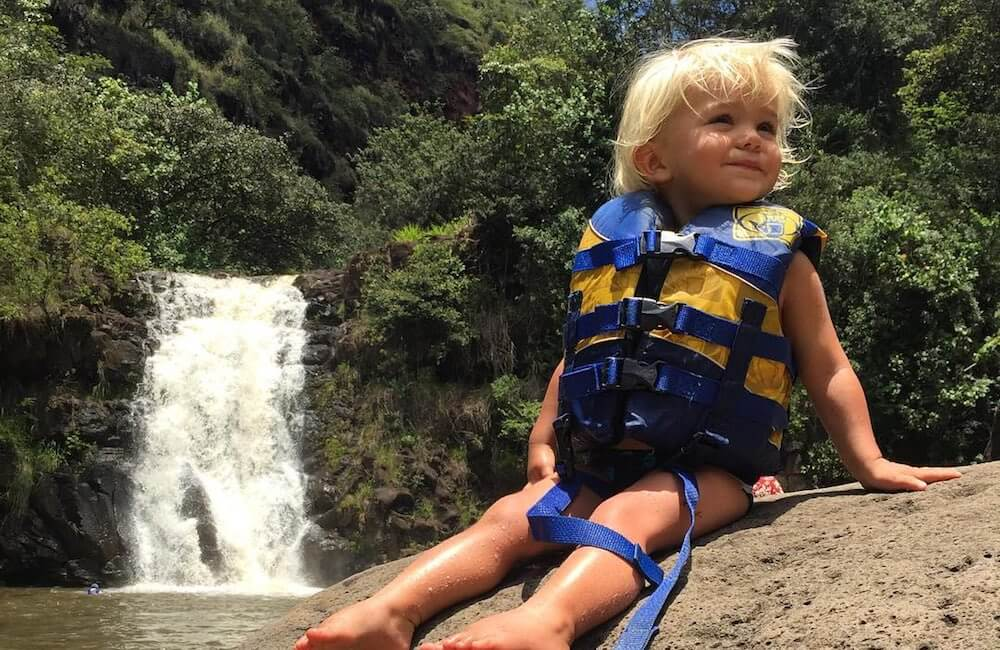 Waihi Waterfall, Oahu Must Dos