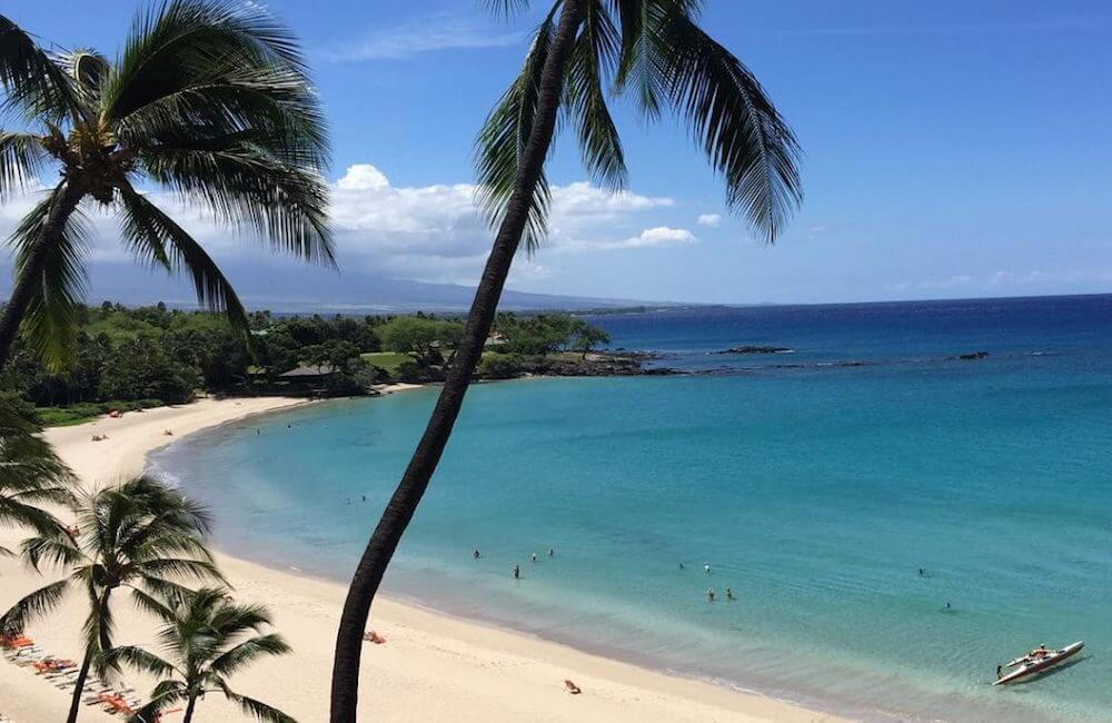 Kaunaoa Bay, Hawaii Island Must Dos<br>📷 @hawaiiadmirer