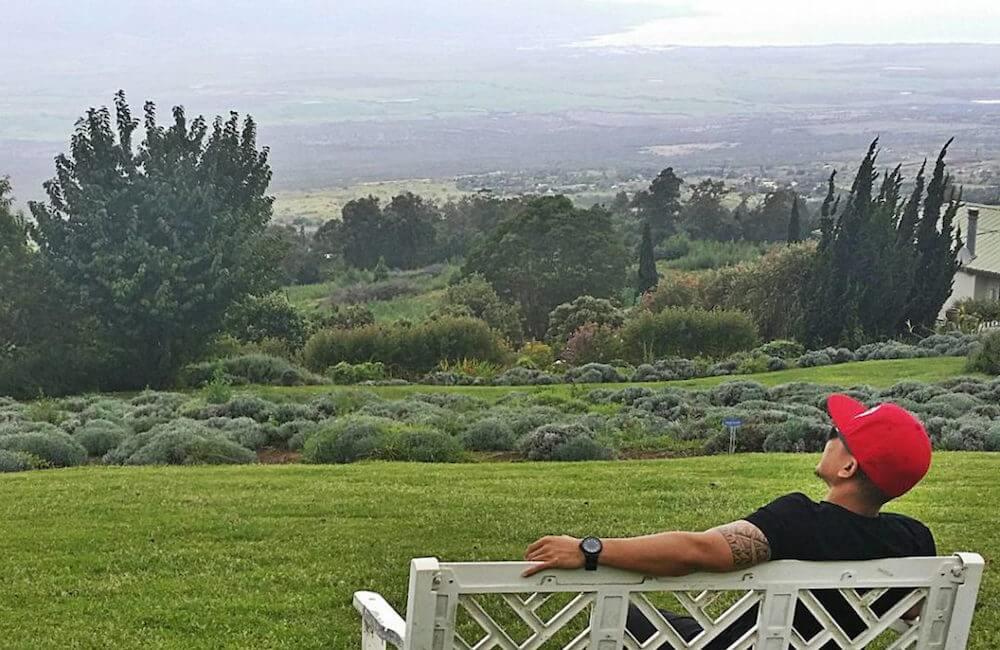 Maui Lavender Farm Tour