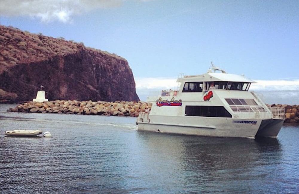Expeditions Lanai Passenger Ferry, Maui Must Dos