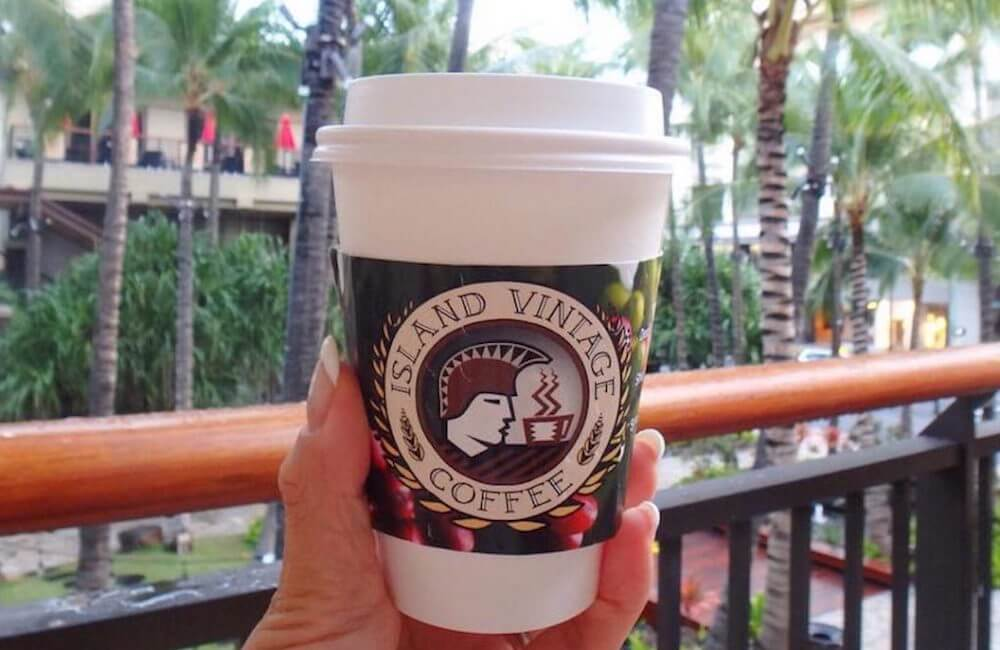 Island Vintage Coffee, Best Coffee Waikiki