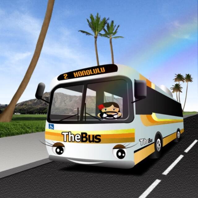 DaBus2, Hawaii travel apps