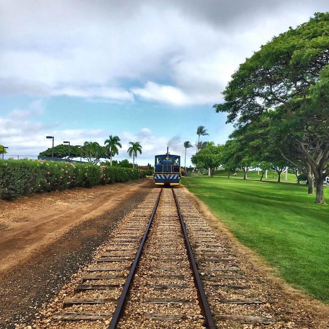Hawaiian Railway Society, Oahu experiences