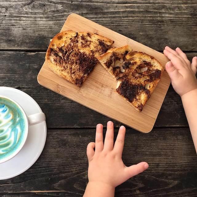 Arvo Cafe, Vegemite Toast