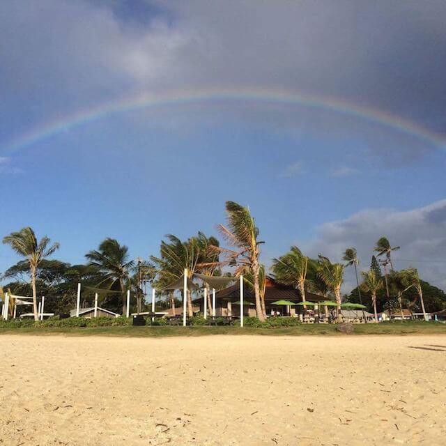 D'lish at the beach, Ewa Beach