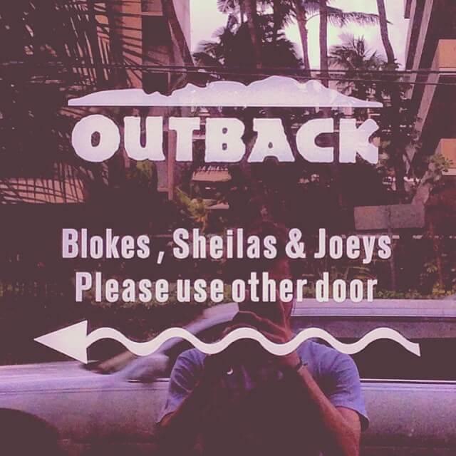 Outback Steakhouse, Waikiki