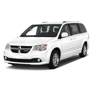 LUXURY VAN 7-seat - Dodge Caravan (Hawaii car hire)