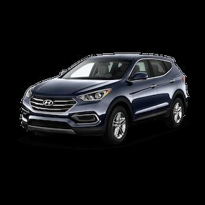 STANDARD SUV 5-seat - Hyundai Santa Fe (Hawaii car hire)