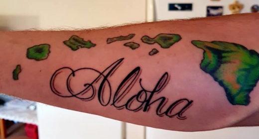 Hawaii Best Tattoo