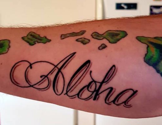 Hawaii Best Tattoo