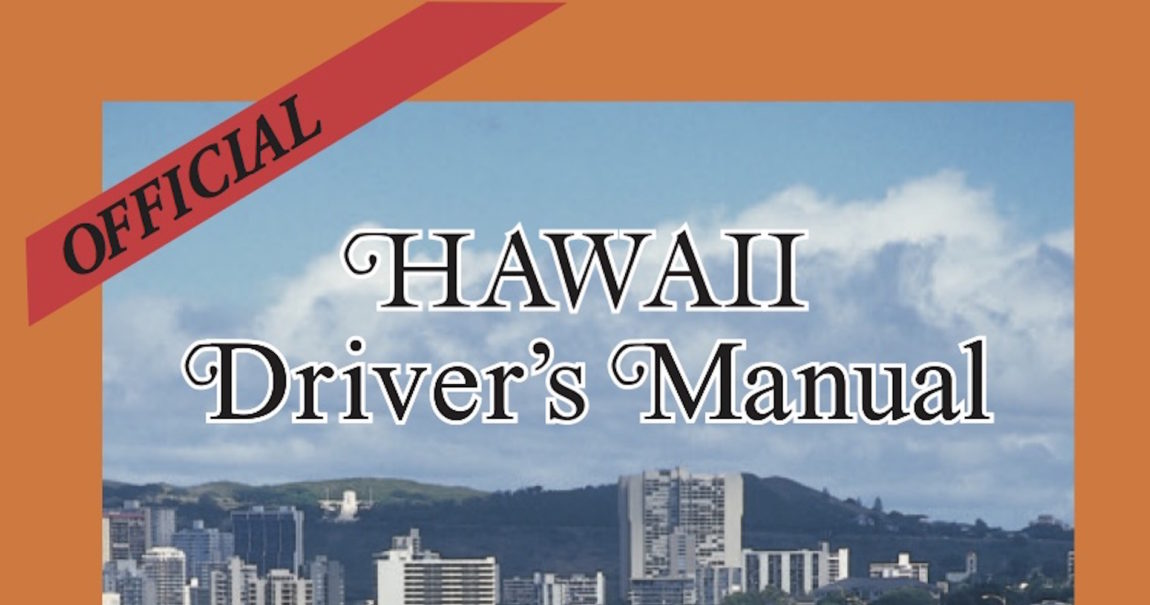 Can I Drive in Hawaii With My International Driver's License