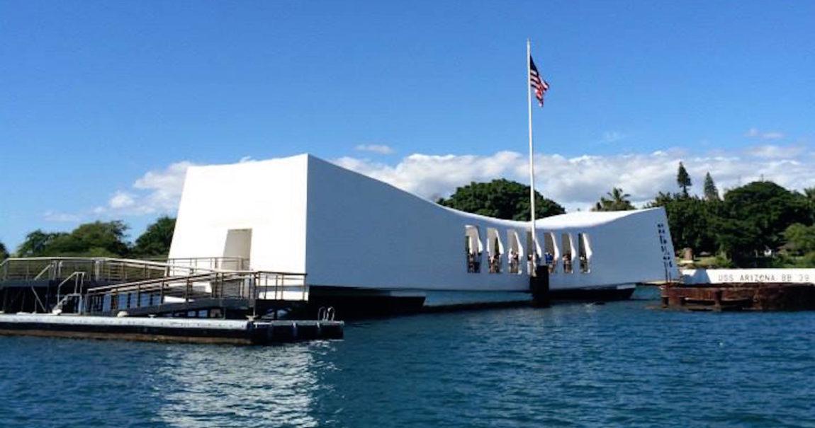 Visiting Pearl Harbor