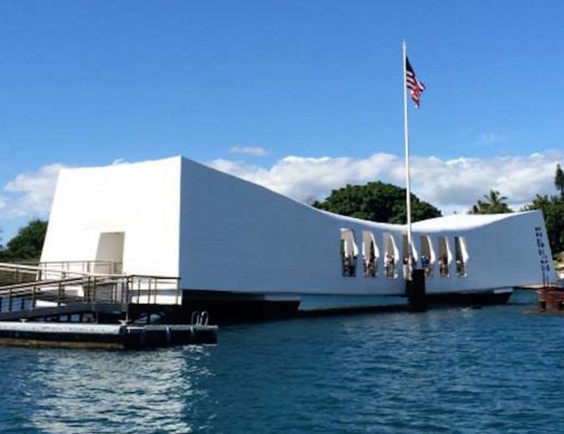 Visiting Pearl Harbor