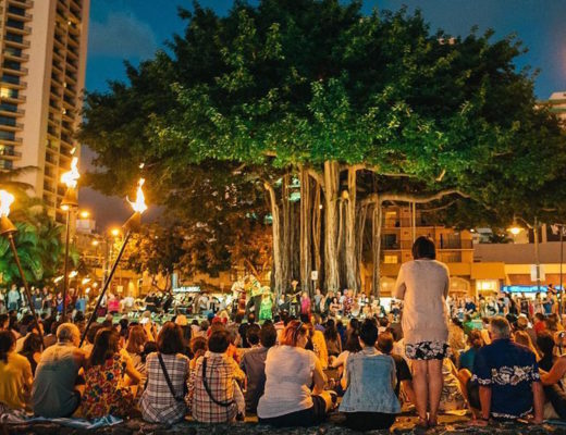 What's On Hawaii January Events Calendar