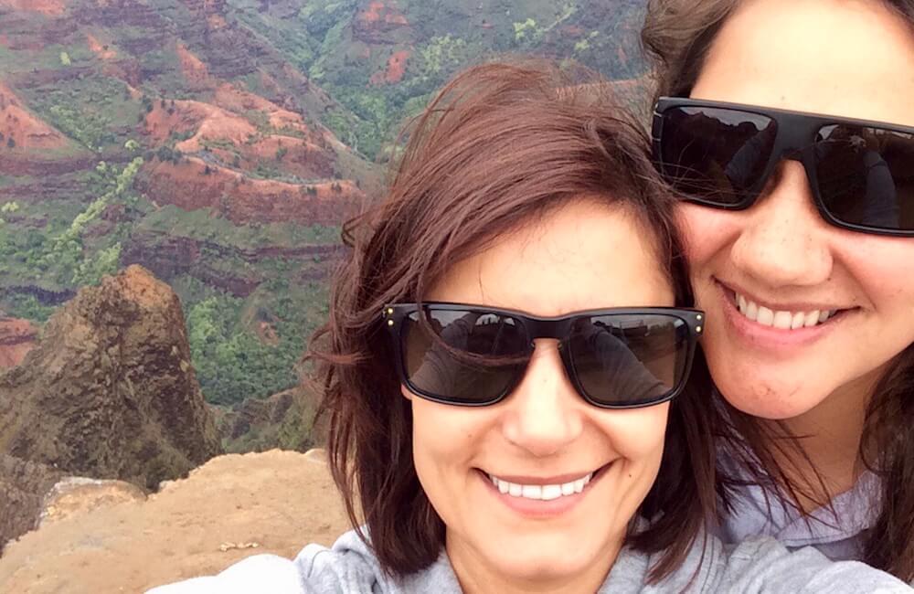 Ashlee Galea, The Hawaii Admirer
