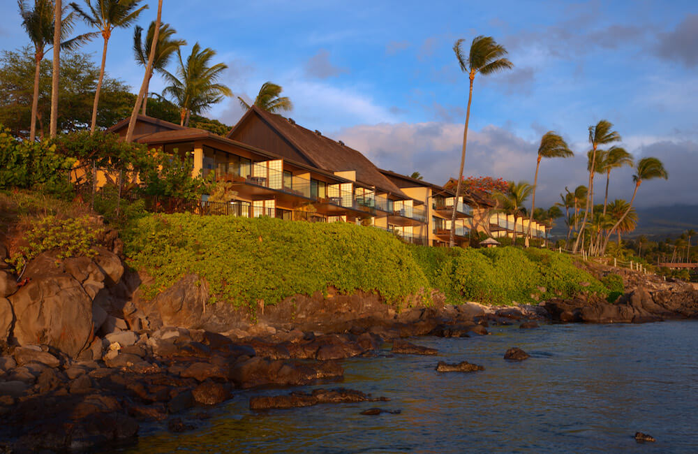Napili Kai Beach Resort, Maui, Hawaii