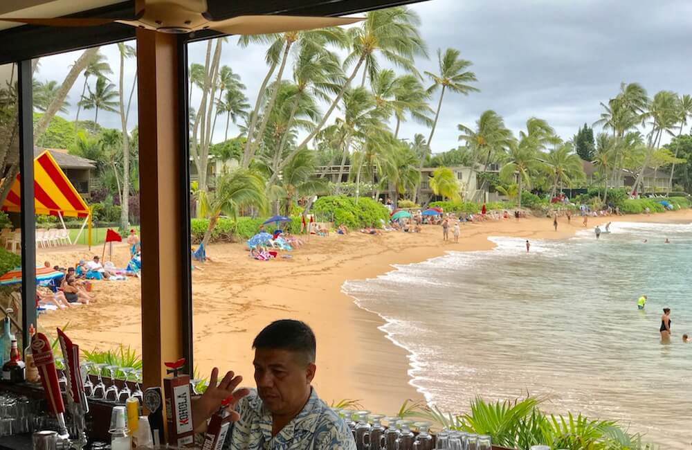Sea House, Napili Kai Beach Resort, Maui, Hawaii
