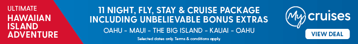 MyCruises Hawaii Cruise Packages, Norwegian Cruise Line Pride of America