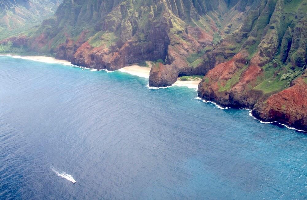 Mokihana Helicopter, Napali Coast, Kauai, Shore Excursion