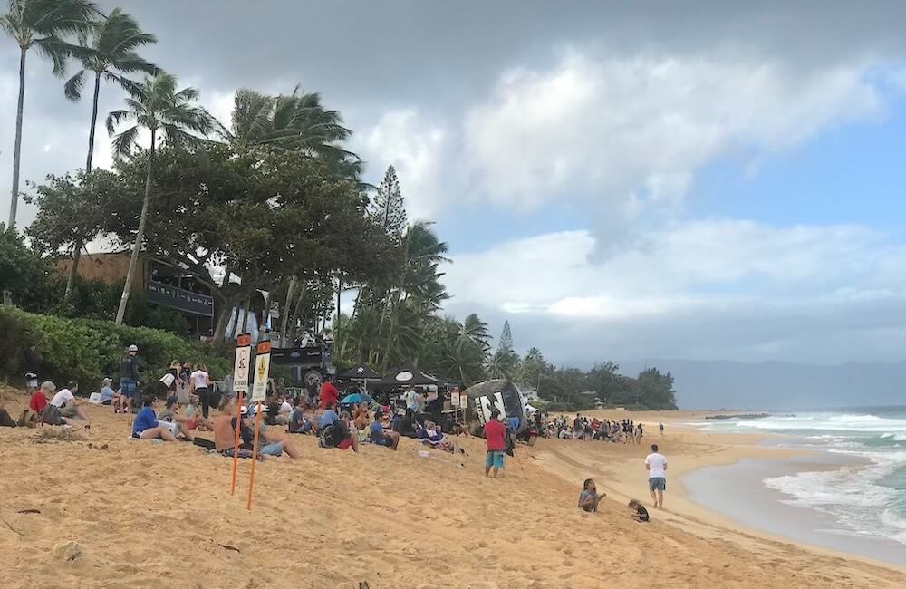 Billabong Pipe Masters, Banzai Pipeline, North Shore, Oahu, Hawaii