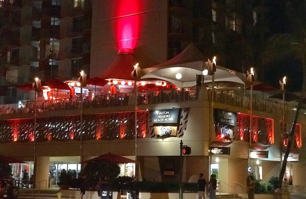 Tiki's Grill & Bar, Waikiki, Oahu