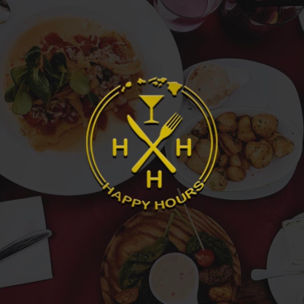 Hawaii Happy Hours, Hawaii travel app