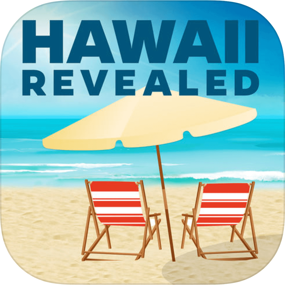 Hawaii Revealed, Hawaii travel apps