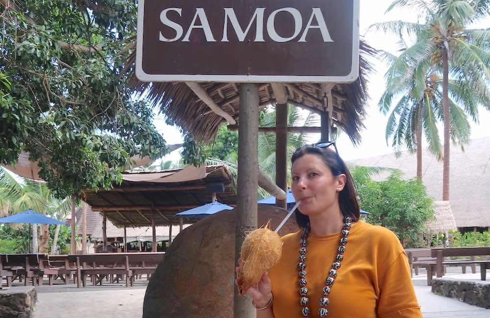 Coconut, Samoa, Polynesian Cultural Center