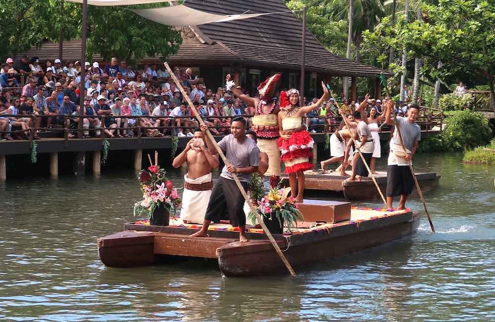 Huki Show, Polynesian Cultural Center