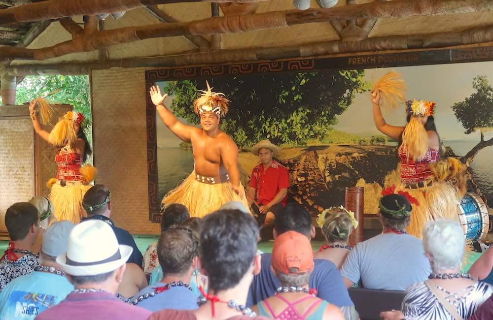Tahiti Village, Polynesian Cultural Center