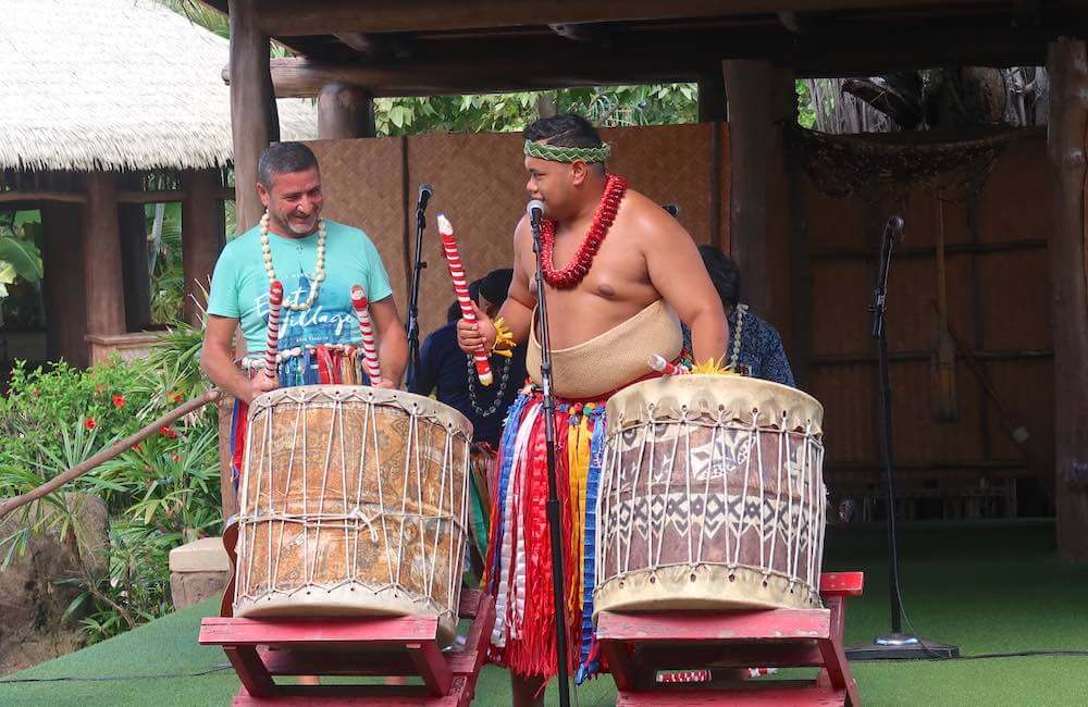 Tonga Village, Polynesian Cultural Center