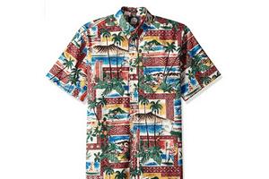 Christmas Aloha Shirt, Hawaii Christmas Items, Hawaii-Inspired Shop