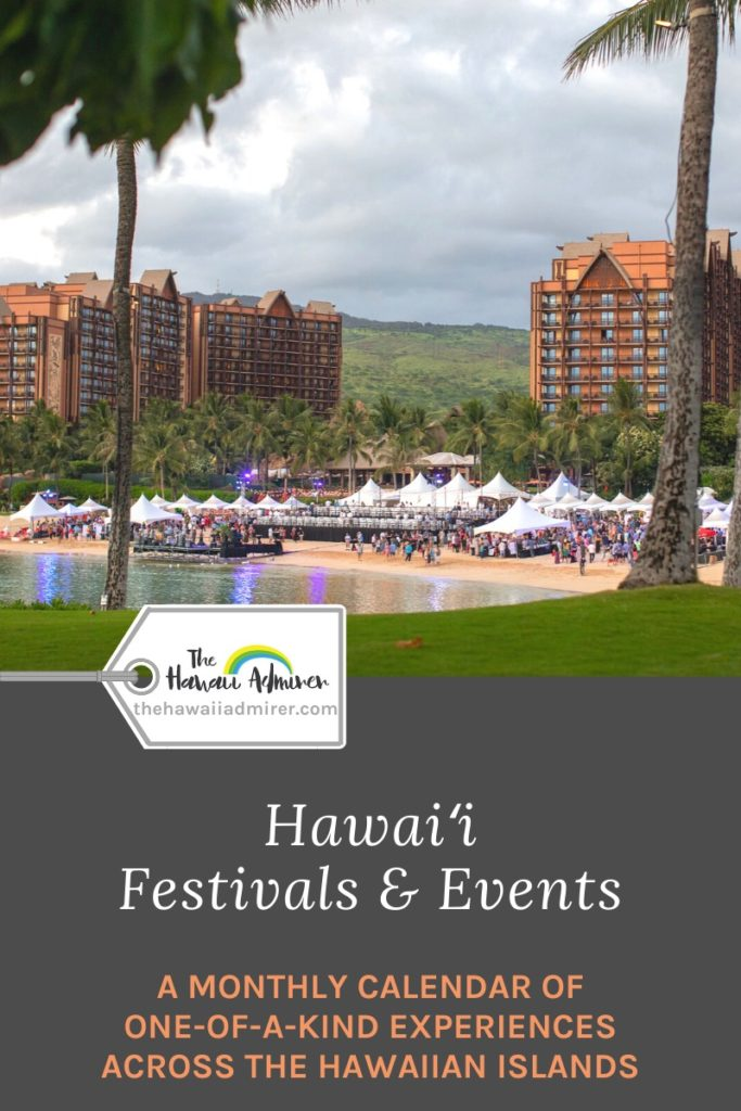 Hawaii Festivals & Events